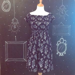 Iris Summer dress- 100% proceeds go to charity!